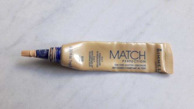 Anticernes Match Perfection Rimmel